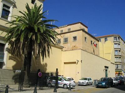 SPIP Corse du Sud