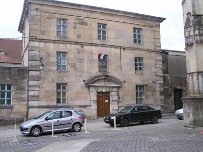 Justice annuaires et contacts bar le duc for Construction maison bar le duc