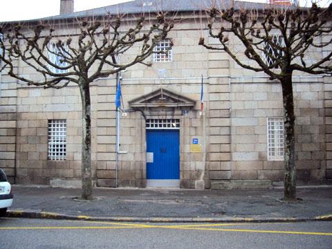 Maison d'arrêt de Guéret