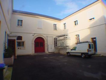Etablissement Pénitentiaire - Centre Pénitentiaire / Le Havre - St-Aubin  LeHavre