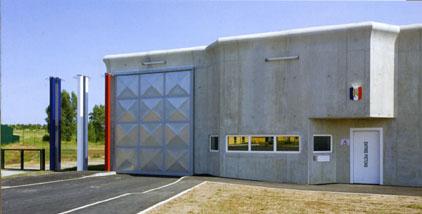 Etablissement Pénitentiaire - Centre Pénitentiaire / Mont-de-Marsan MontMarsan08