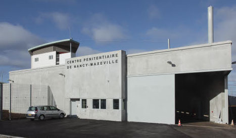 CP de Nancy-Maxéville