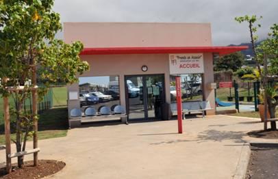 Etablissement Pénitentiaire - Centre Pénitentiaire Domenjod / Saint Denis / Réunion. X-2012071311573515640