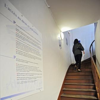 Maison de justice et du droit (MJD) de Nogent Le Rotrou  MJL/Caroline Montagné