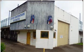 crédit photo centre pénitentiaire Ducos