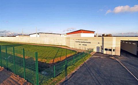 Centre pénitentiaire du Havre